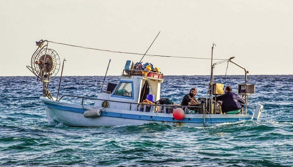 διάλυση αλιευτικού σκάφους