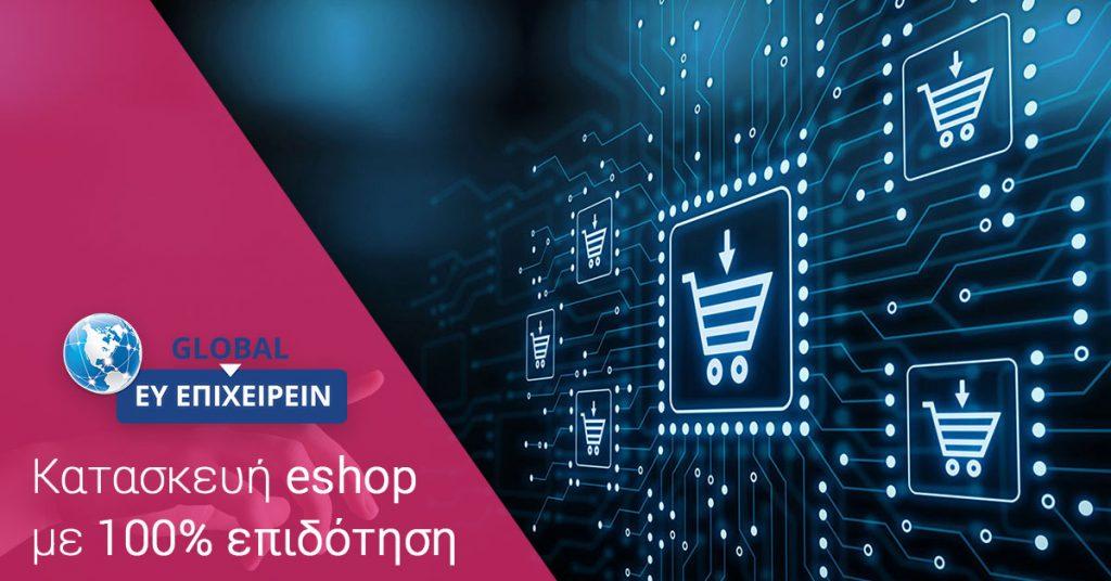περίληψη προγράμματος e-λιανικό eshop